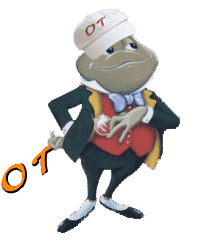 Old Toad