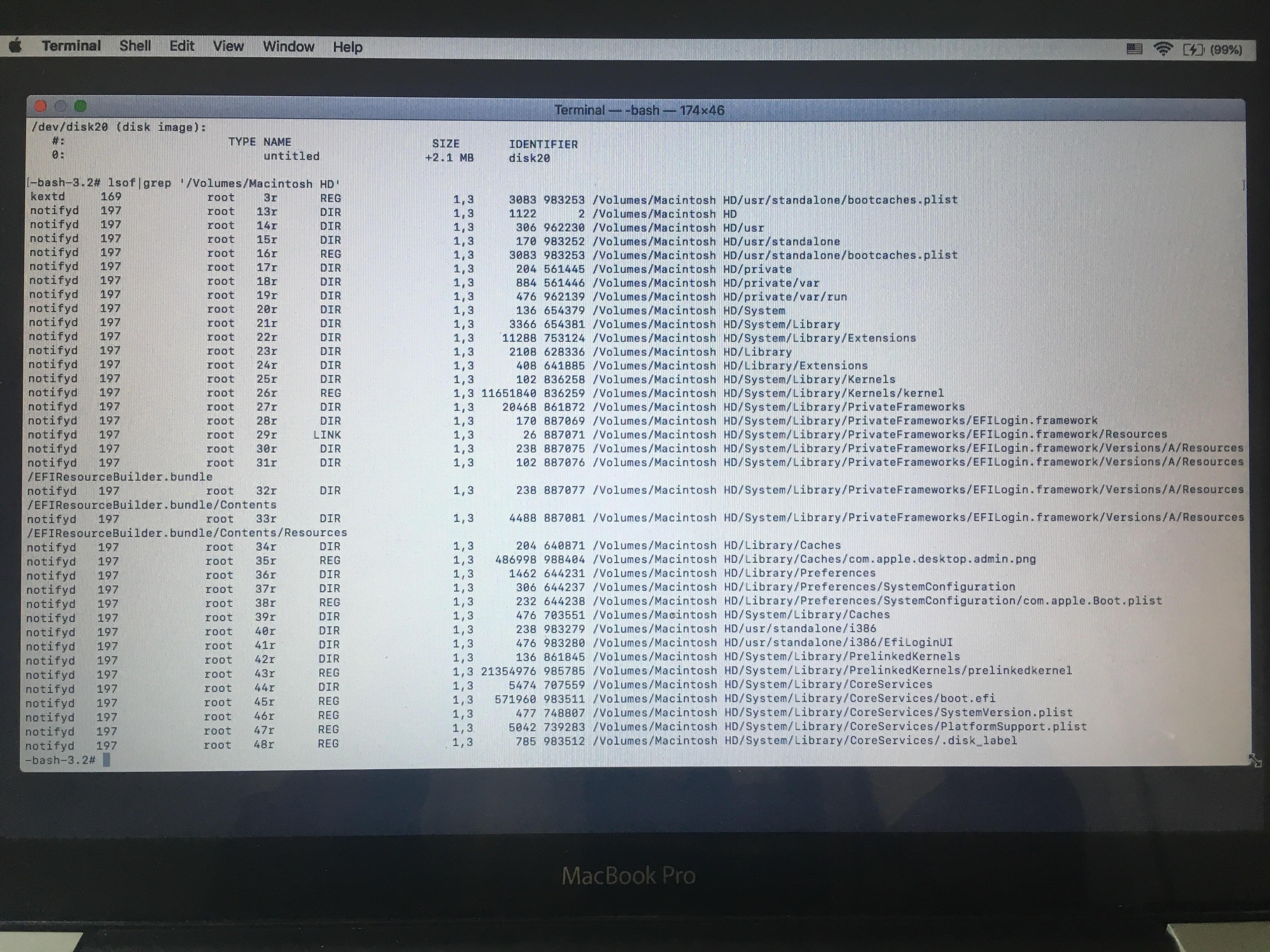Mac Internal Drive Uninitialized   Macboo… - Apple Community