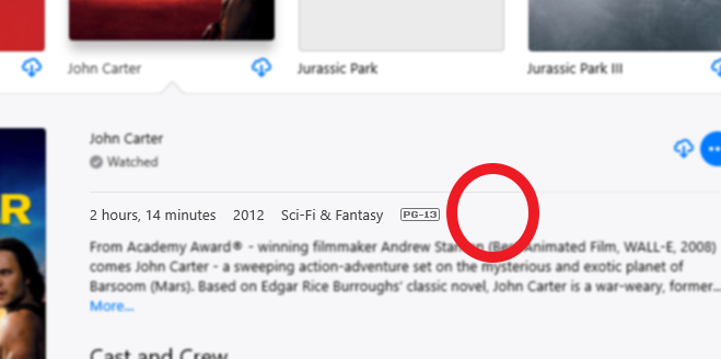 Cannot download iTunes movies in HD (720p… - Apple Community