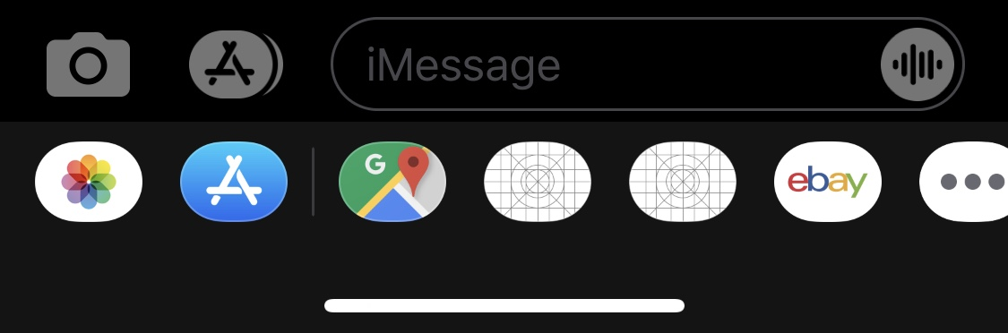 Blank App Icons Apple Community