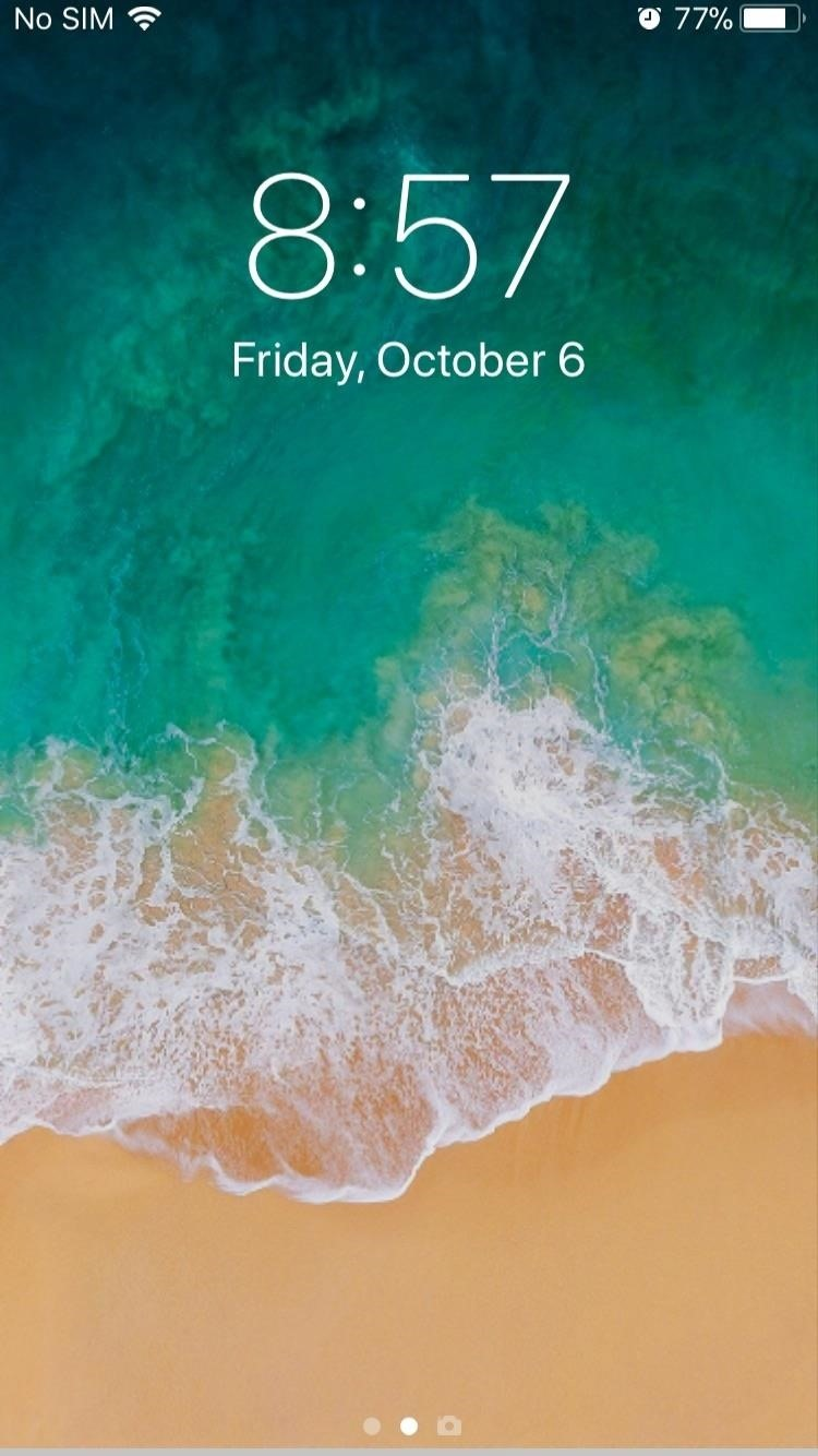 How do I make my iphone 8 Display TIME - Apple Community