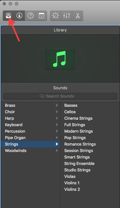 Where do I find a solo violin in Logic Pr… - Apple Community
