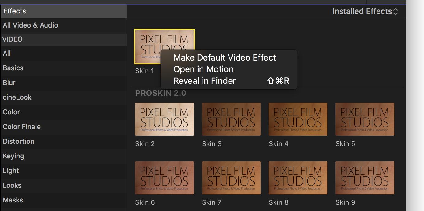Final Cut Pro plugins - Apple Community