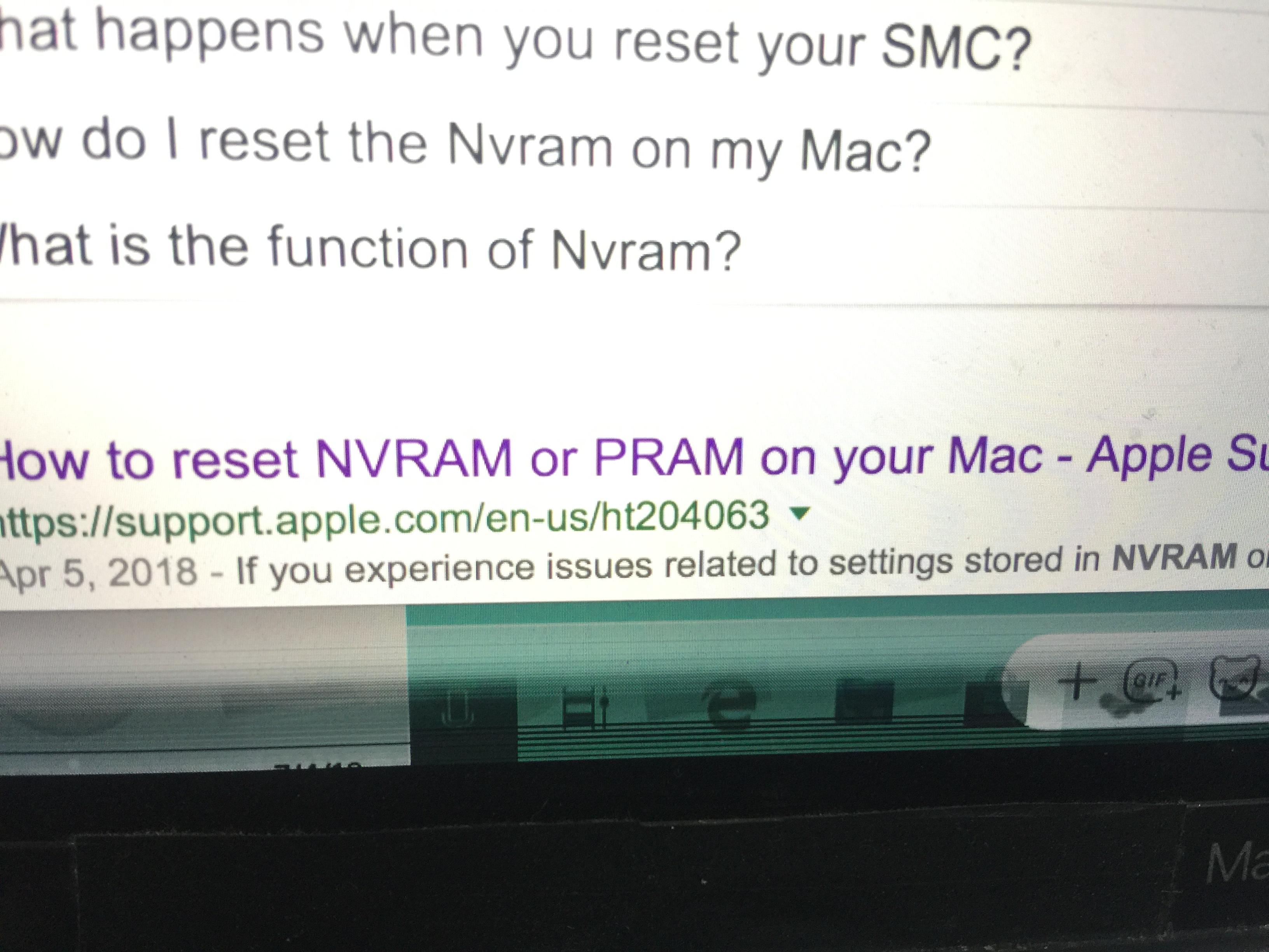 MacBook Pro Screen flickering - Apple Community
