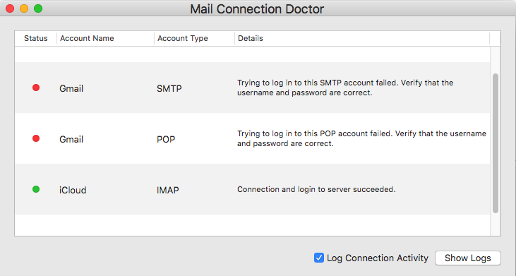 Mac Mail not recognizing password - Apple Community