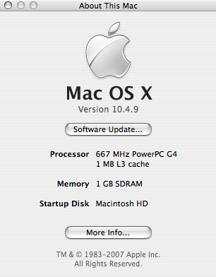 Using TenFourFox on Tiger 10 4 - Apple Community