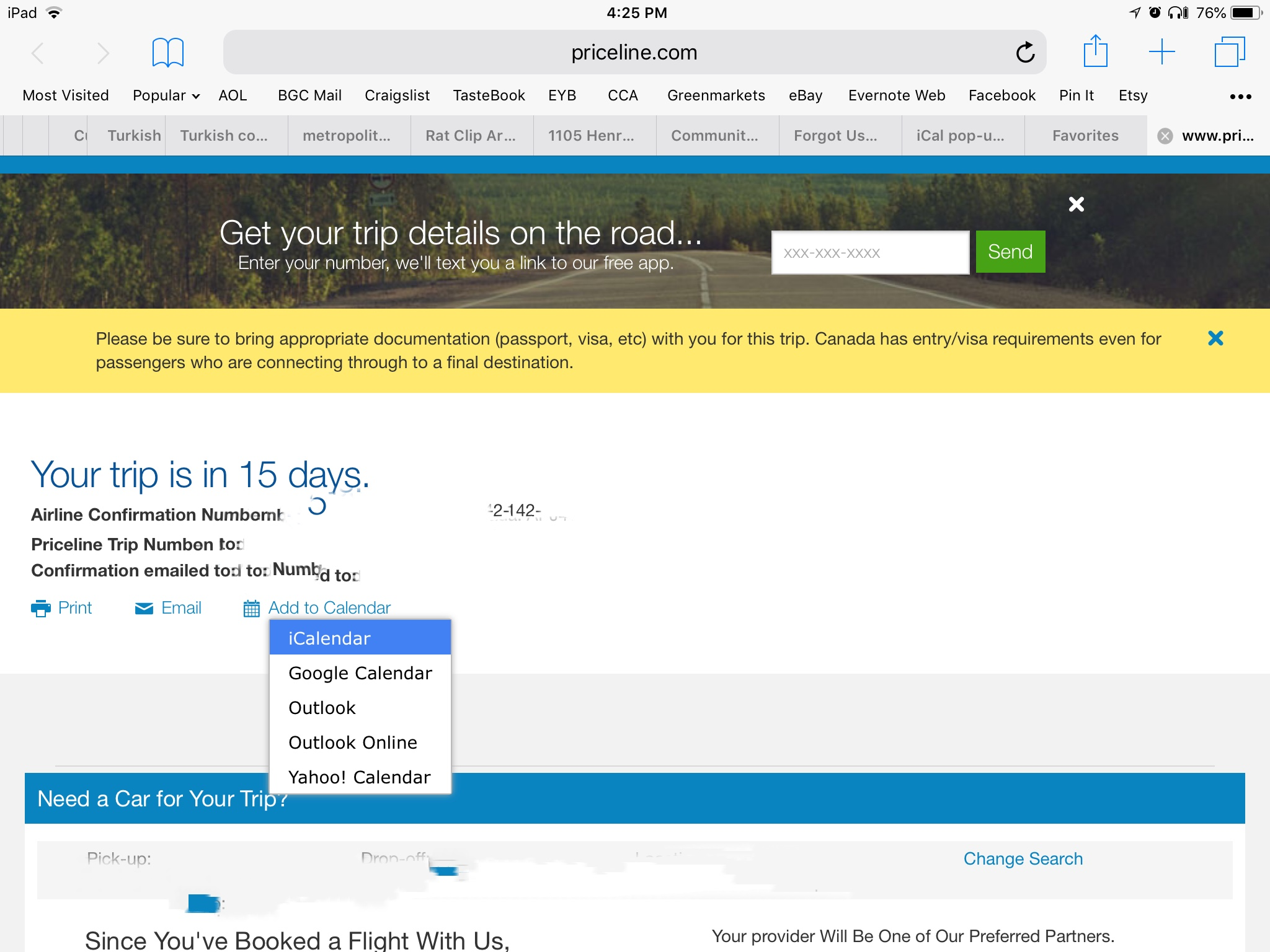 iCal pop-up window closes in Safari - Apple Community