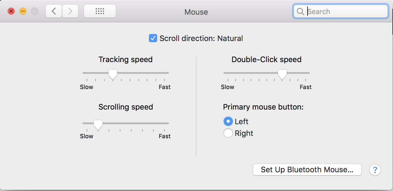 Can't See Bluetooth Mouse - Apple Community