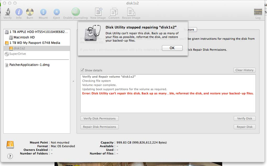 How to reformat WD Passport for Mac? - Apple Community