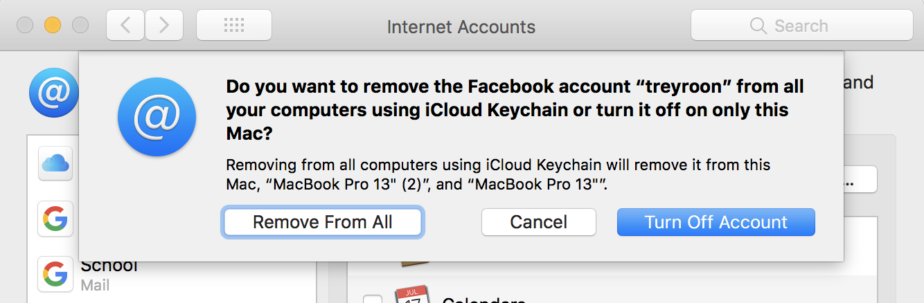 How to remove old devices from iCloud Key… - Apple Community