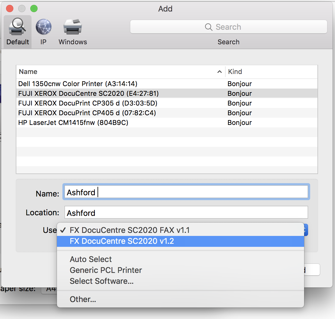 Problem with Printer & High Sierra - Apple Community