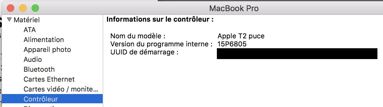 Bridgeos Apple