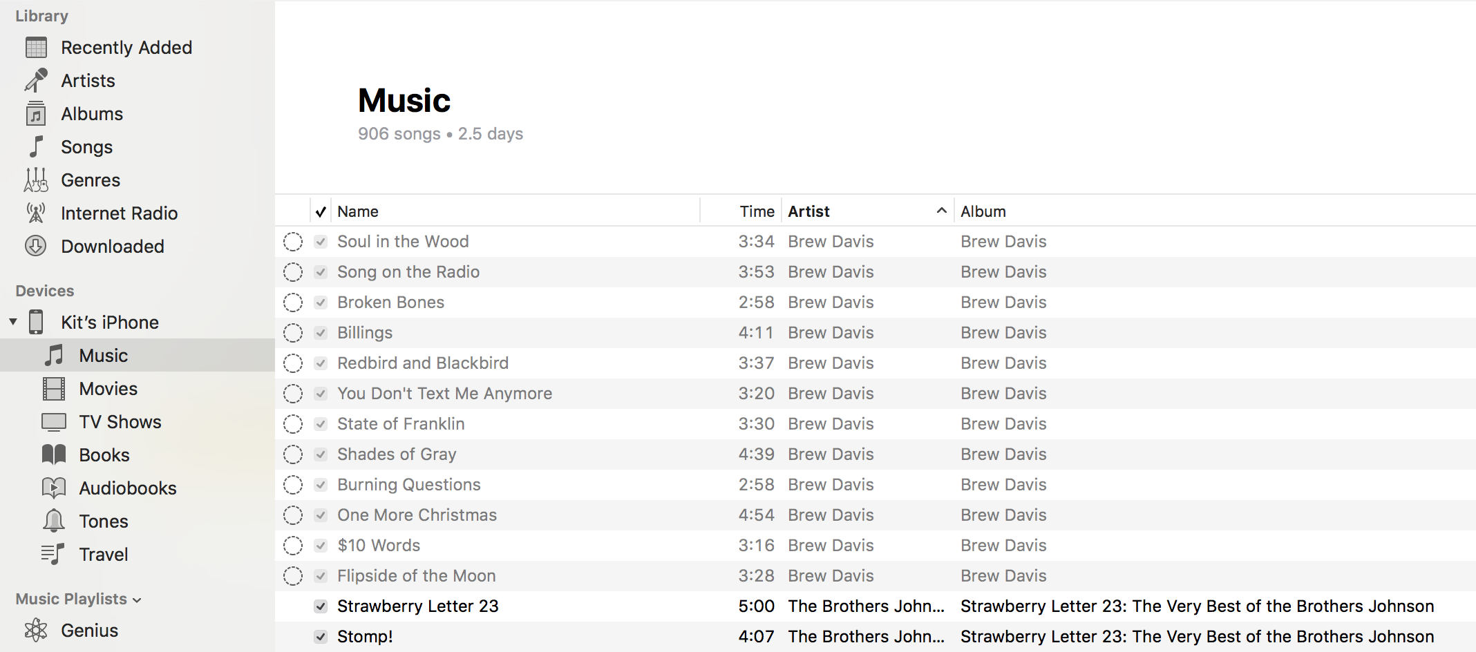 iTunes Dotted Circle Persists - Apple Community