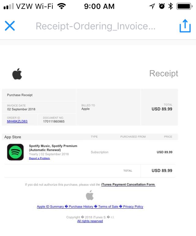 Bill apple com