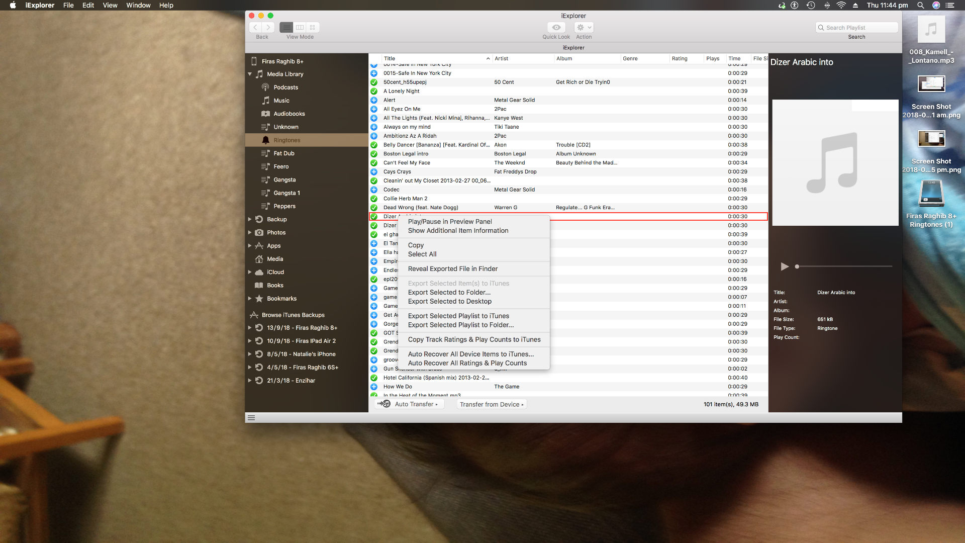 tones not syncing - Apple Community