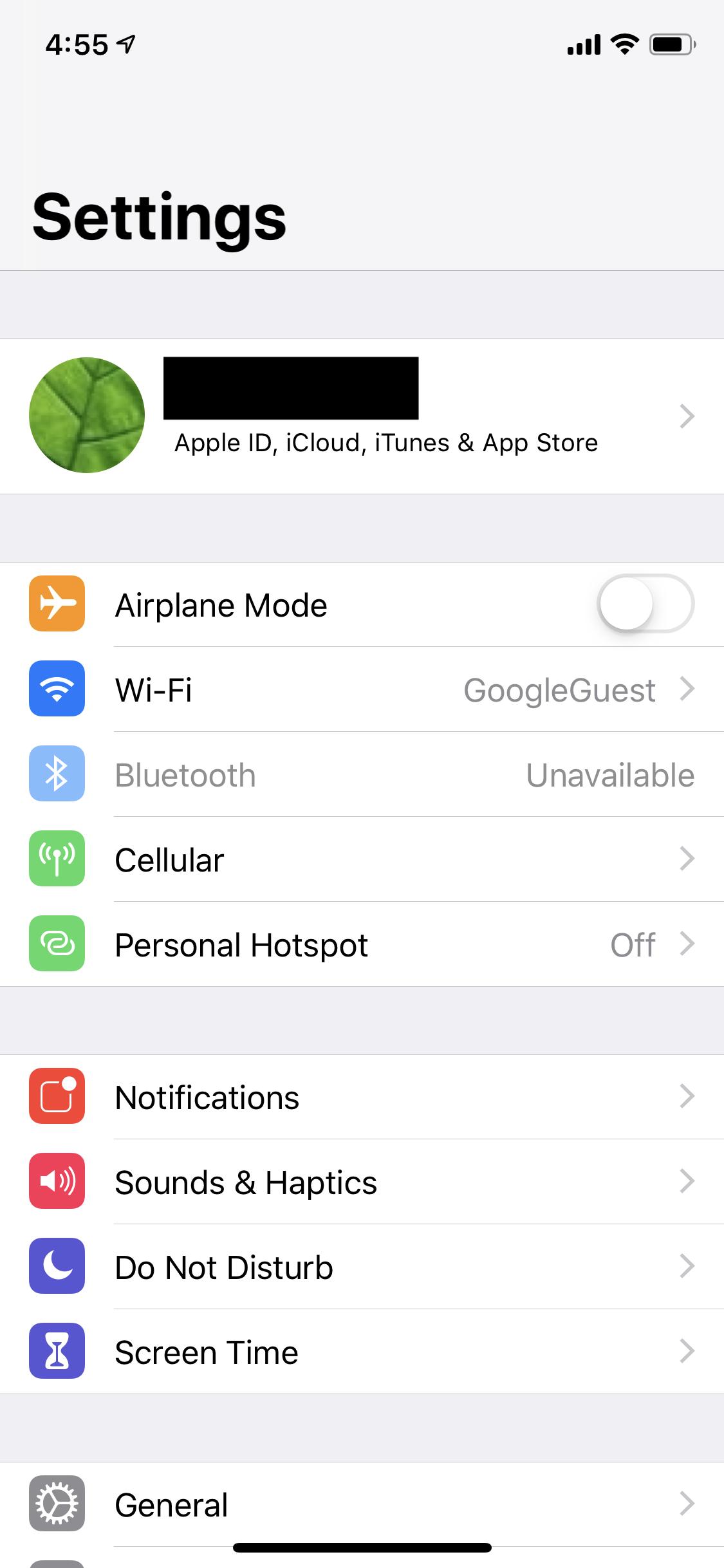 Severe Bluetooth Issue IOS 12 - Apple Community