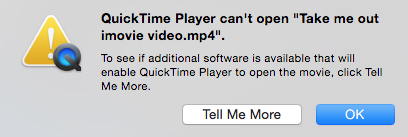 QuickTime Player can\u0027t open/play .mp4\u2026 - Apple Community