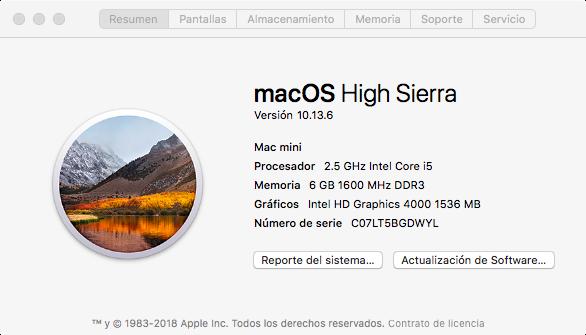 Should I update my late 2012 Mac mini to… - Apple Community