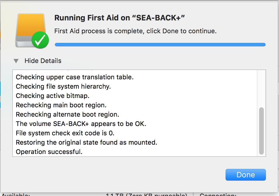 ExFat External Hard Drive opens ReadOnly - Apple Community