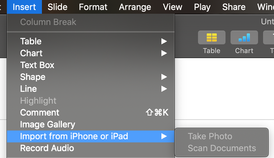 Continuity Camera options are grayed out - Apple Community
