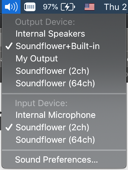 record system audio in Mojave's video… - Apple Community