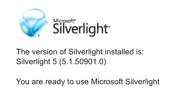 Silverlight on Mac OS Mojave - Apple Community