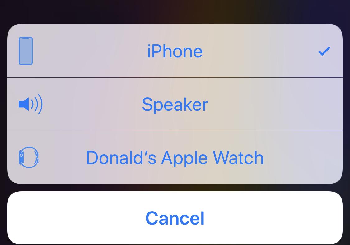 Why is my iPhone speakerphone (ios12) as… - Apple Community