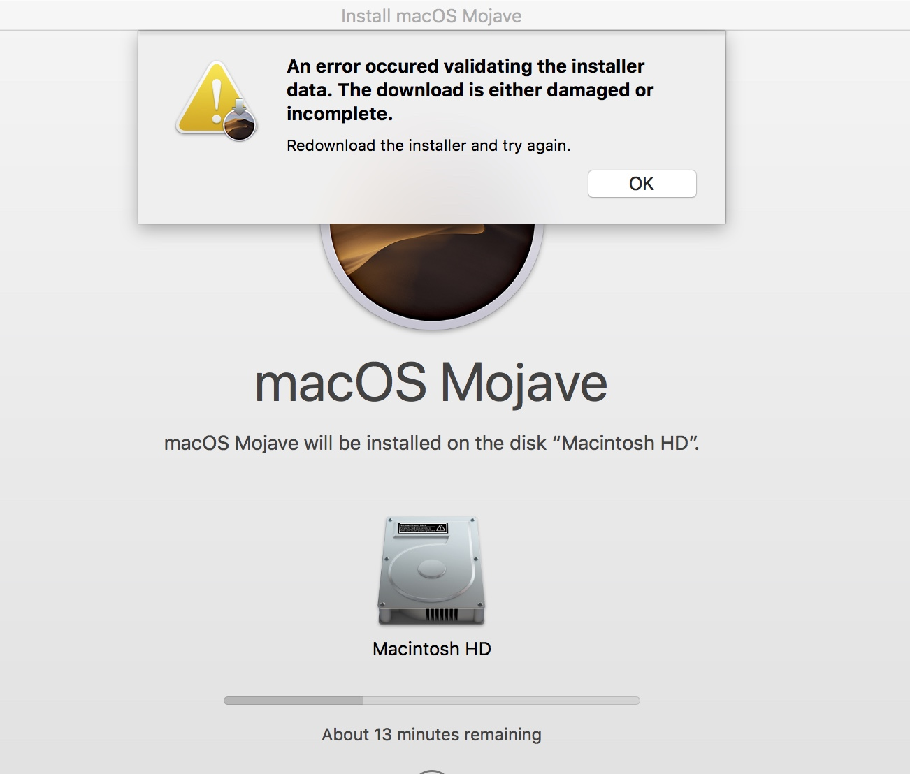Apple mojave download