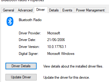 Bluetooth Driver Issue - W10, Mid 2018 MBP - Apple Community