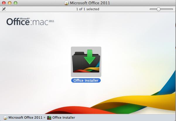 Microsoft Office for Mac 2011 CD won'… - Apple Community