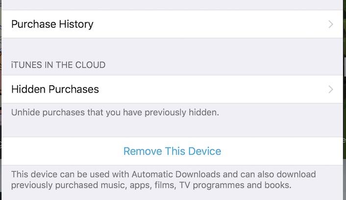 iOS 12 hidden purchases - Apple Community