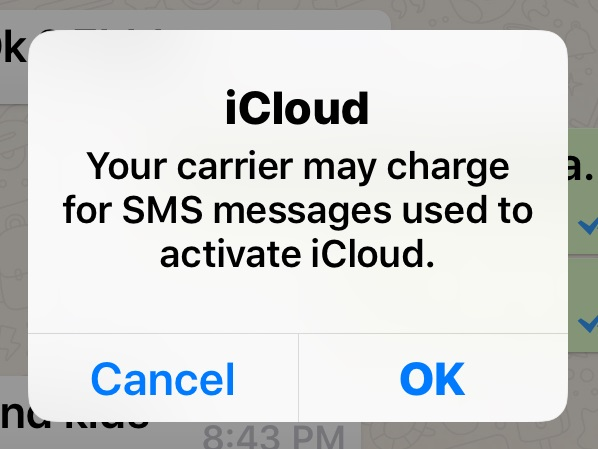 How to enable pop ups iphone 8