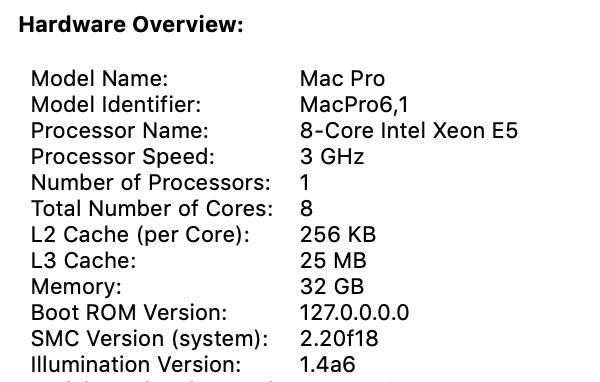 970 evo mac pro - Apple Community