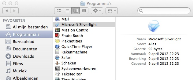 Silverlight plugin does not work! - Apple Community