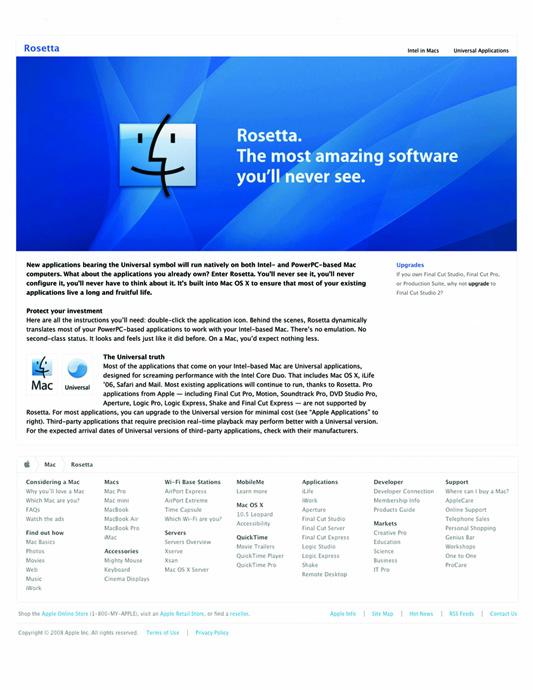 download rosetta mac os x 10.6.8