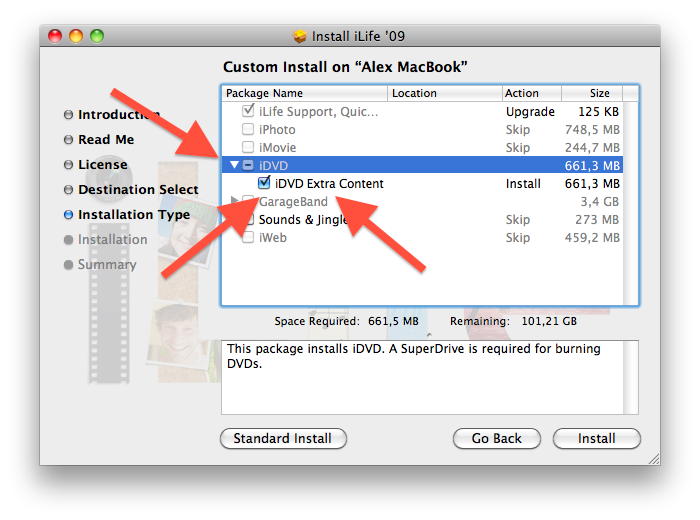 How to create a video-DVD? (Macs without … - Apple Community