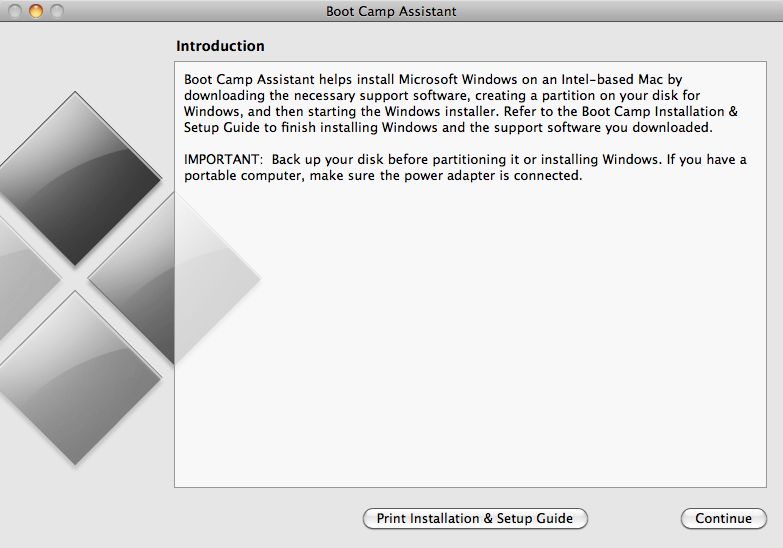 Can you install Windows 7 from an * iso f… - Apple Community