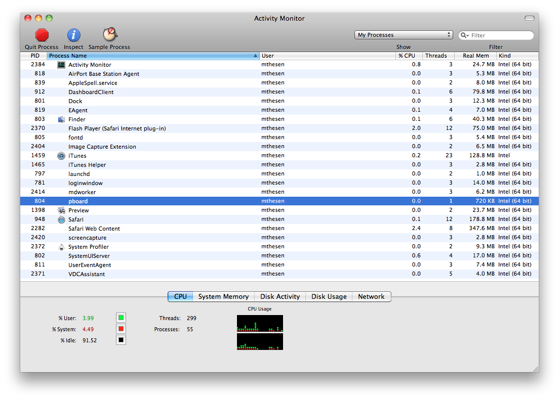 I believe that I have a keylogger or some… - Apple Community