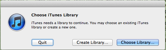 I backed up all music to external hard dr… - Apple Community