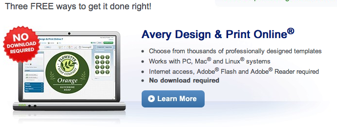 How do I print avery labels on my iMac - Apple Community