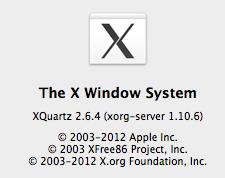 X11 breaks in OSX Lion 10 7 5? - Apple Community