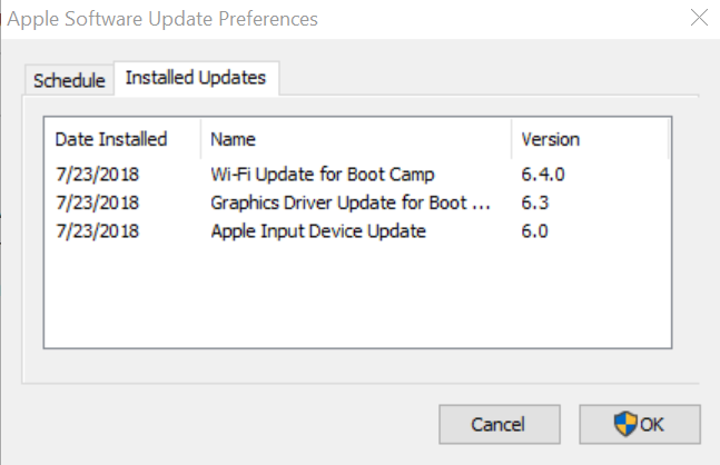 apple boot camp 4 download