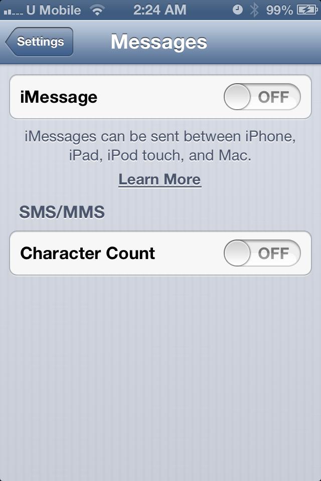 MMS Option Missing - Apple Community