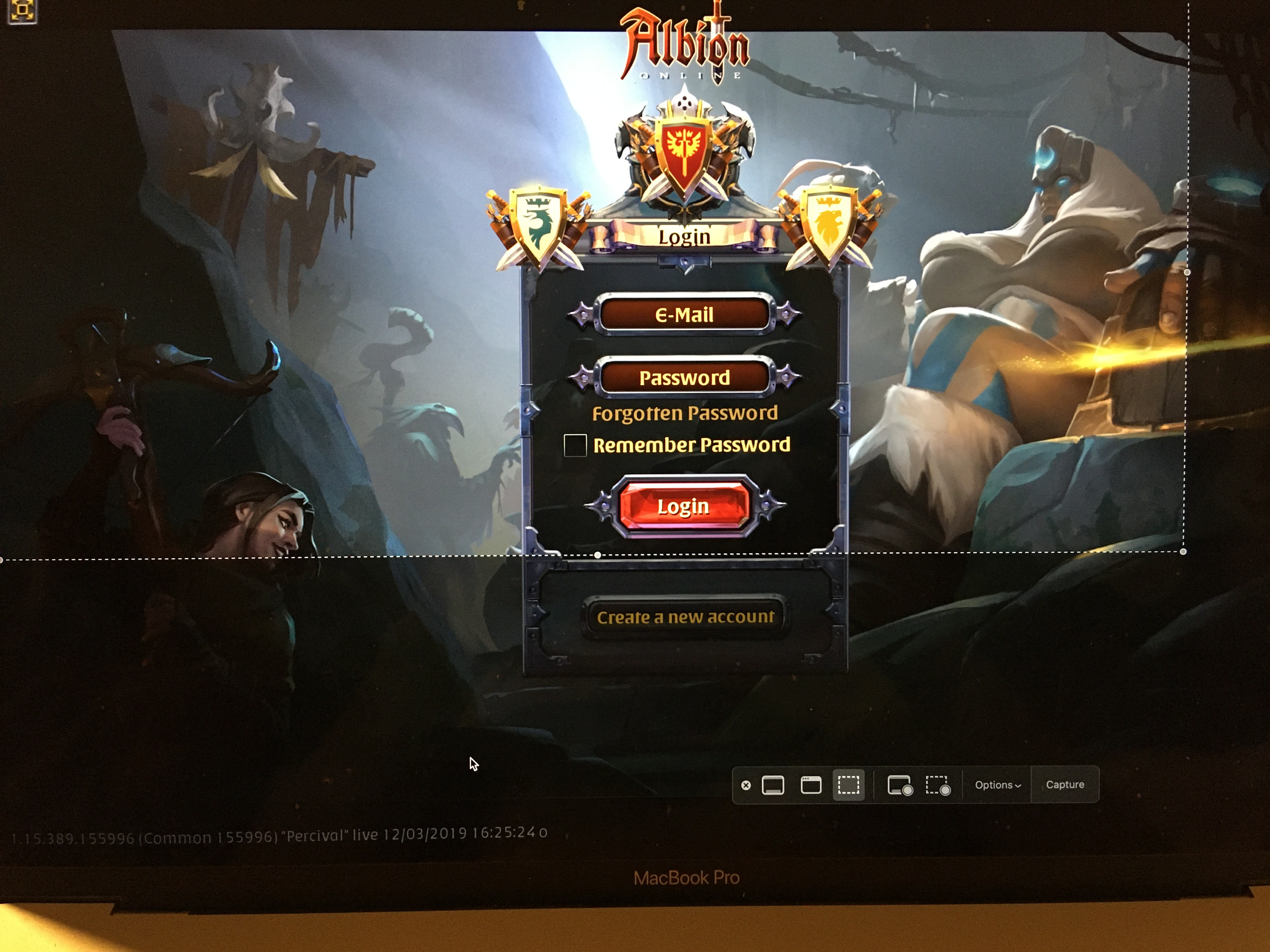 Albion Online Problems bad visualization of games in macos - apple community