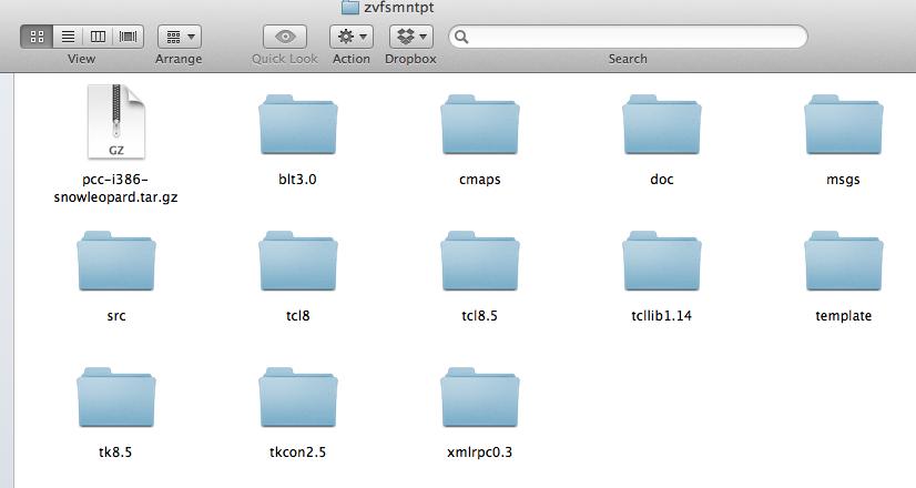 How to install  tar/tar gz files onto Mac… - Apple Community