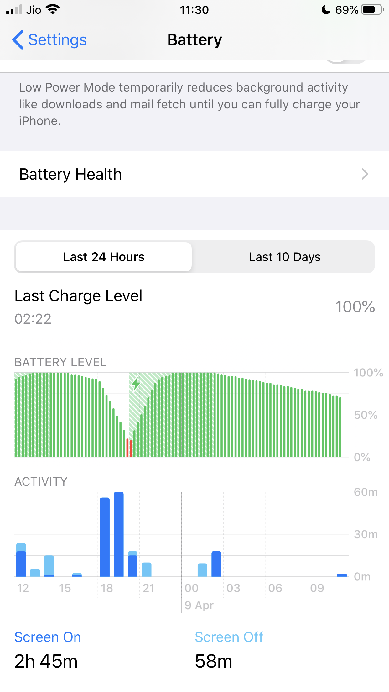 Excessive Idle Battery Drain After 13 4 1 Apple Community
