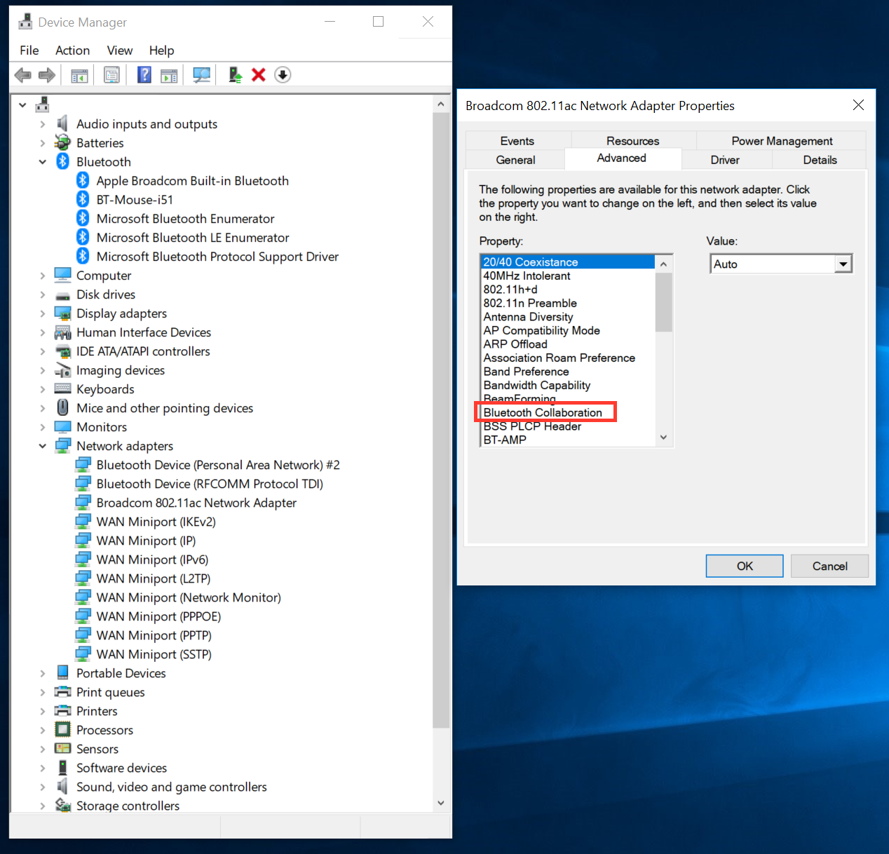 Bluetooth not working properly on windows… - Apple Community