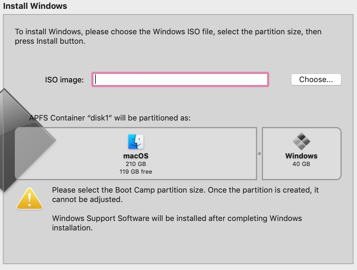 SSD Partition Problem after Failed Bootca… - Apple Community