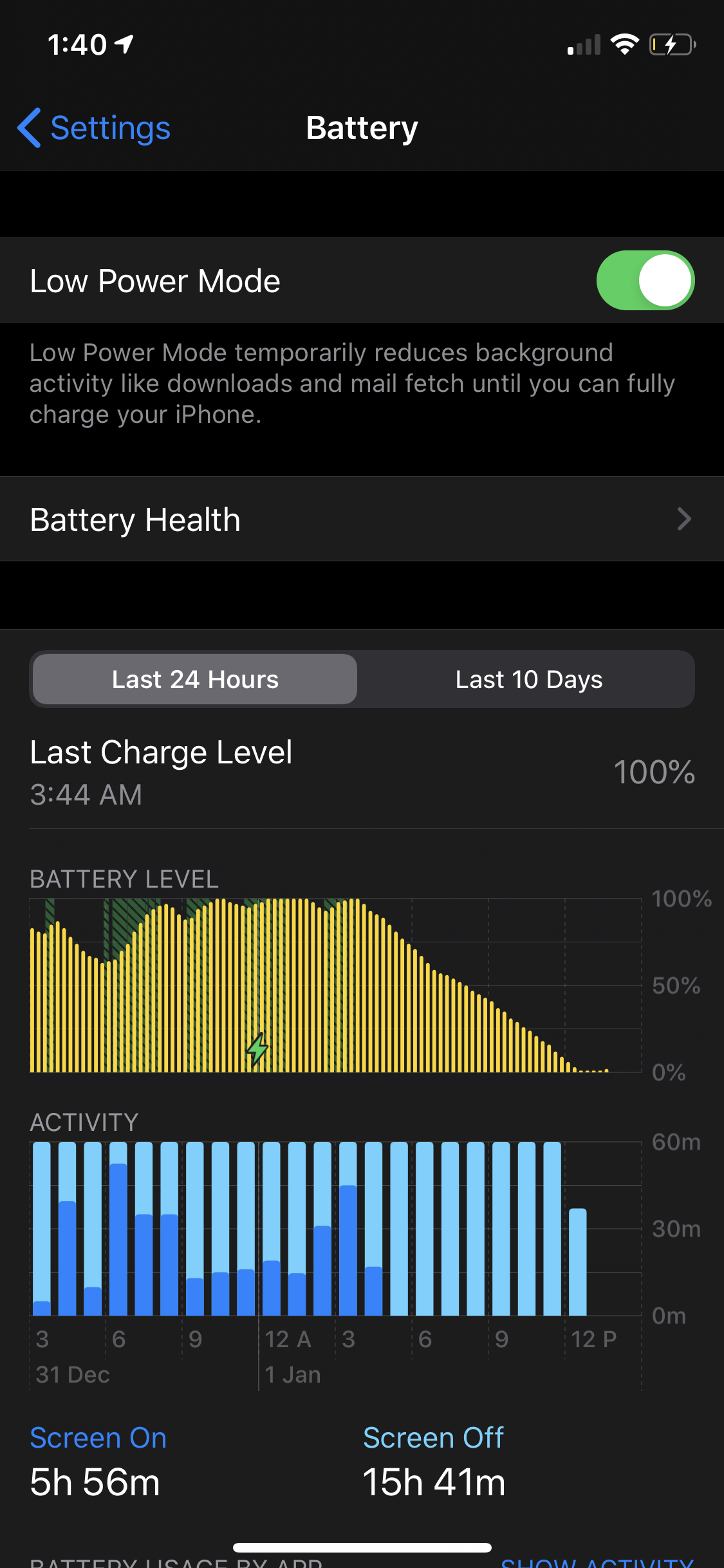 My Iphone Battery Dropped From 100 To 0 Apple Community