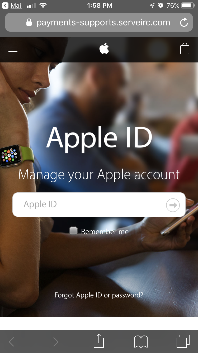 How To Report Fraud Apple Community
